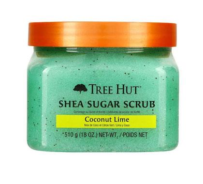 Tree Hut Coconut Lime Shea Sugar Scrub