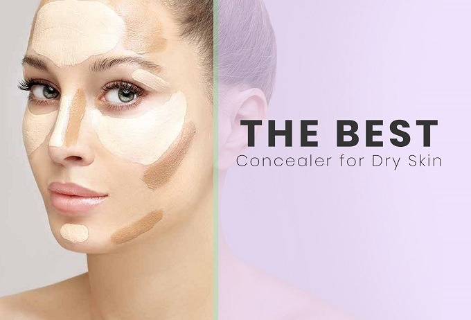 Best Top 8 Concealers for Dry Skin in 2018