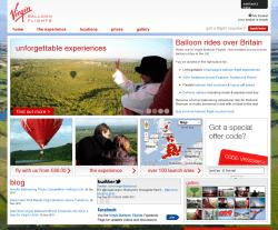Virgin Balloon Flights Promo Codes & Coupons