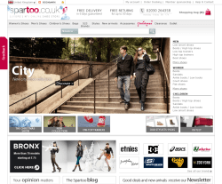 Spartoo Promo Codes & Coupons