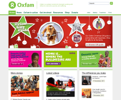Oxfam Online Shop Coupons