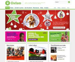 Oxfam Online Shop Promo Codes & Coupons