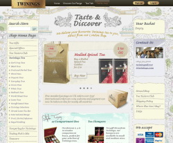 Twinings Teashop Promo Codes & Coupons