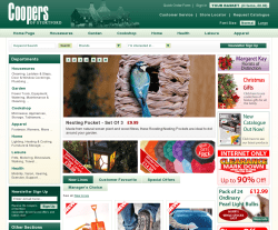 Coopers of Stortford Promo Codes & Coupons