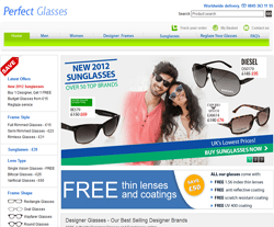 Perfect Glasses Promo Codes & Coupons