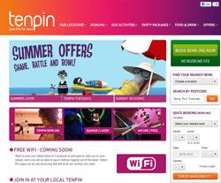 Tenpin Promo Codes & Coupons