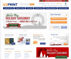123Print UK Promo Codes & Coupons