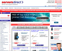 Serversdirect Promo Codes & Coupons