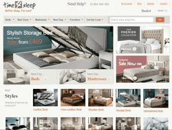 Time4sleep Promo Codes & Coupons