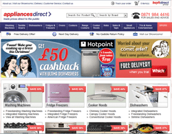 Appliances Direct Promo Codes & Coupons