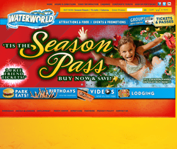 Waterworld UK Coupons