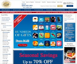 The original gift Promo Codes & Coupons