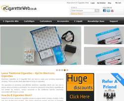 Ecigarette Web Promo Codes & Coupons