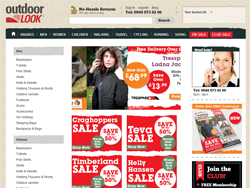 Outdoor Look Promo Codes & Coupons