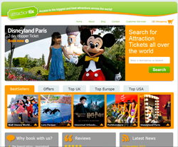Attraction Tix Promo Codes & Coupons