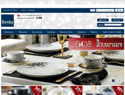 Denby Promo Codes & Coupons