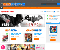 The Game Collection Promo Codes & Coupons
