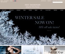 Hot Diamonds Promo Codes & Coupons