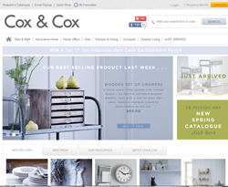 Cox and Cox Promo Codes & Coupons