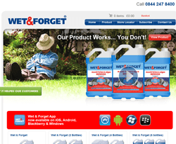 Wet and Forget Promo Codes & Coupons