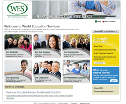 World Education Services Promo Codes & Coupons