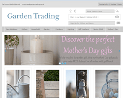 Garden Trading Promo Codes & Coupons