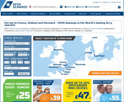 DFDS Seaways Promo Codes & Coupons