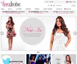 LoveDrobe Promo Codes & Coupons