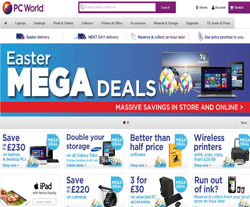 PC World Promo Codes & Coupons
