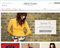 Great Plains Promo Codes & Coupons