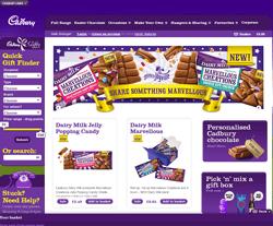 Cadbury Gifts Direct Promo Codes & Coupons