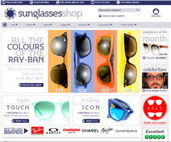 Sunglasses Shop UK Promo Codes & Coupons