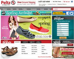 Peltz Shoes Coupon