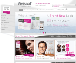 Viviscal UK Promo Codes & Coupons