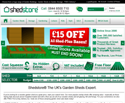Shedstore Promo Codes & Coupons