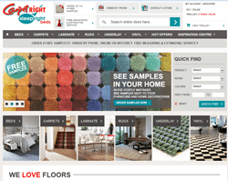 Carpetright Promo Codes & Coupons