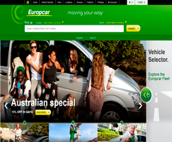 Europcar New Zealand Coupons