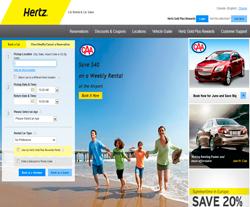 Hertz Canada Promo Codes & Coupons
