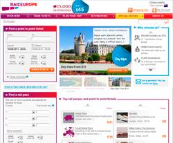 Rail Europe Singapore Promo Codes & Coupons