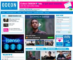 ODEON Ireland Promo Codes & Coupons