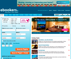 ebookers Ireland Promo Codes & Coupons