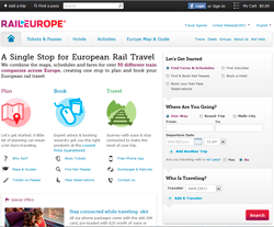 Rail Europe Canada Promo Codes & Coupons
