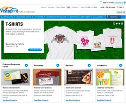 Vistaprint Canada Promo Codes & Coupons