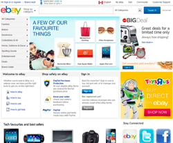 eBay Canada Promo Codes & Coupons