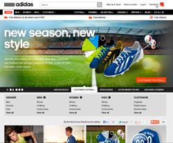 Adidas UK Promo Codes & Coupons