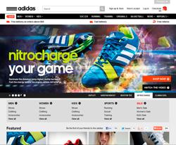 Adidas Canada Promo Codes & Coupons