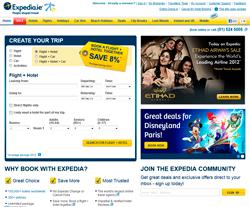 Expedia Ireland Promo Codes & Coupons