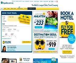 Expedia Malaysia Promo Codes & Coupons