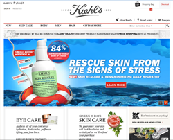 Kiehls Canada Promo Codes & Coupons