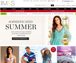 Marks and Spencer Ireland Promo Codes & Coupons